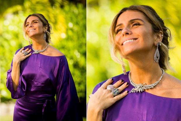 Giovanna Antonelli em 'A Regra do Jogo' (Foto: Reproduo/TV Globo)