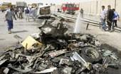 Bombas matam 26 pessoas em Bagdá (Ali al-Mashhadani/Reuters)