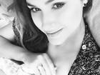 Fernanda Machado fala sobre amamentação: 'Ato de amor'