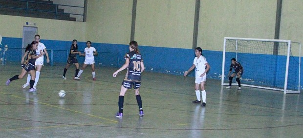 Futsal Feminino (Foto: Frank Cunha/Globoesporte.com)