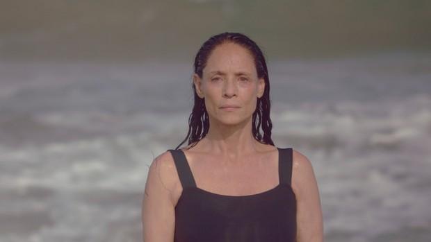 Sonia Braga como Clara no filme Aquarius (Foto: Victor Jucá/Divulgação)