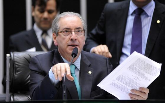 O presidente da Câmara, deputado Eduardo Cunha (PMDB-RJ) (Foto: Luis Macedo / Câmara dos Deputados)