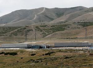 RUPTURA As instalações da NSA em Utah processam volumes colossais de dados (Foto: -)
