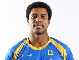 Cléber, seleção brasileira handebol (Foto: Divulgação/CBHb)