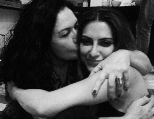 Cristina Kartalian e Cleo Pires (Foto: Reprodução/Instagram)