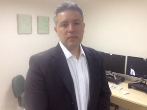 Cientista político Helder Teixeira (Foto: Fredson Navarro/G1)