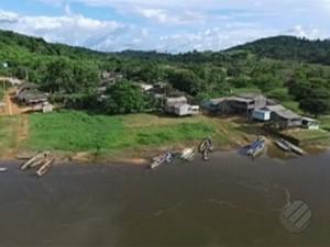 Empreendimento Belo Sun pode causar danos irreparáveis a comunidades ribeirinhas e indígenas que vivem na região da volta grande do Xingu, no Pará. (Foto: Reprodução/TV Liberal)