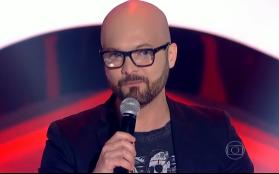 Ducu cantou 'Tente Outra Vez' (Foto: Reprodução/TV Globo)