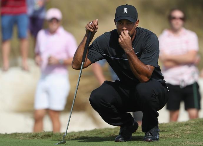 Tiger Woods golfe torneio Hero World Challenge (Foto: Getty Images)