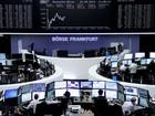 Bolsas da Europa operam em baixa