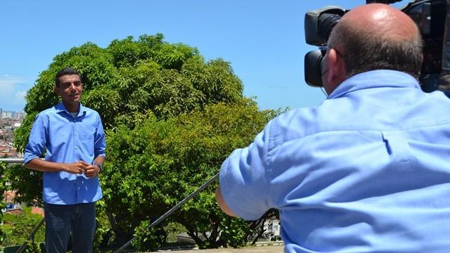 Anderson Barbosa (Foto: TV Sergipe/Divulgação)