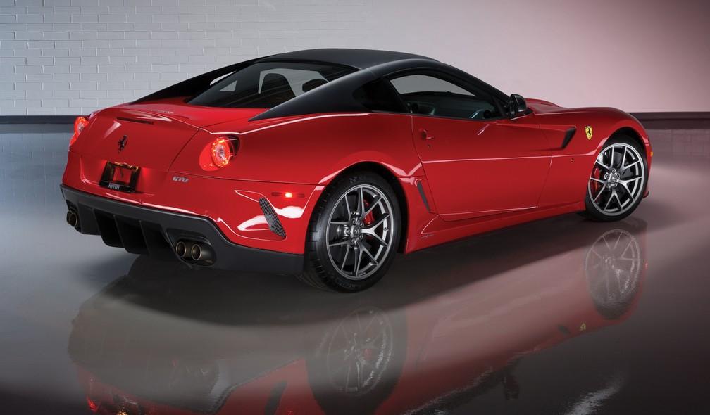 2011 Ferrari 599 GTO  (Foto: Theodore W. Pieper/Divulgação)