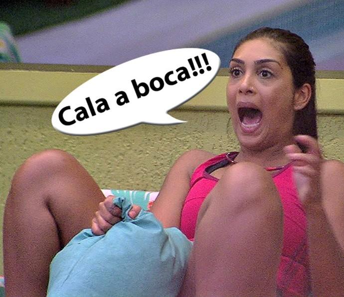 Amanda BBB (Foto: TV Globo)