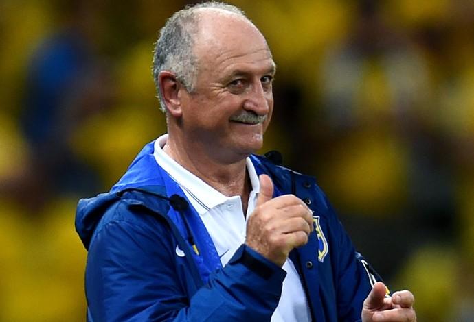 Scolari Felipão Brasil Seleção (Foto: Getty Images)