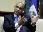 Câmara do Haiti aprova Laurent Lamothe como primeiro-ministro