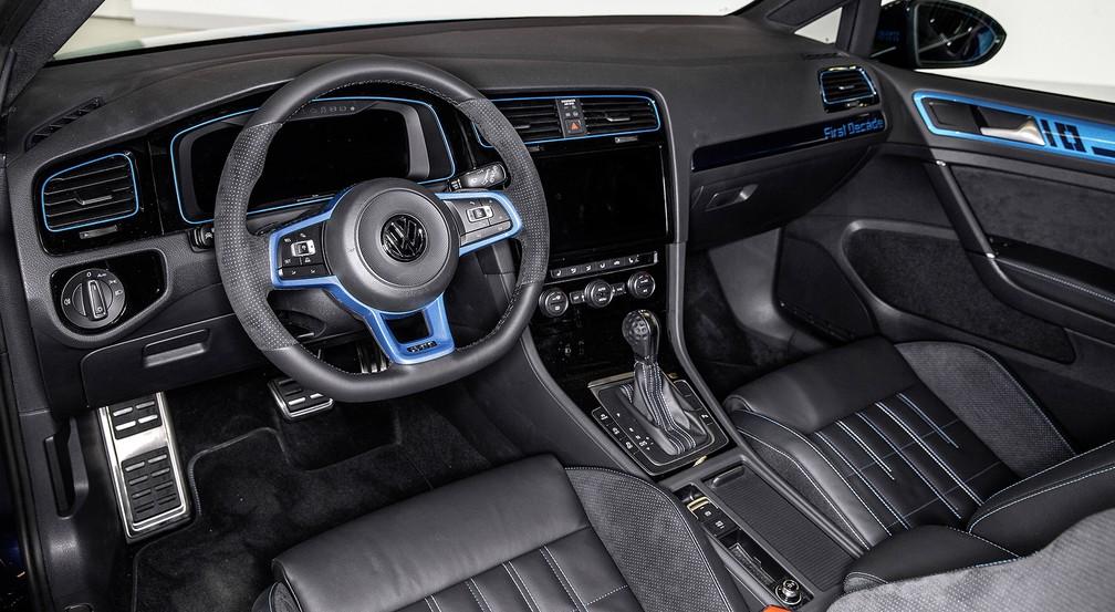 Volkswagen Golf GTI First Decade (Foto: Divulgação)