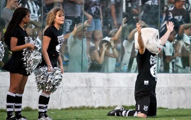 mascote ceará (Foto: Divulgação/Cearasc.com)