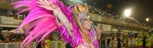 FOTOS: Veja belas do carnaval no Amapá (Gabriel Penha/G1-AP)
