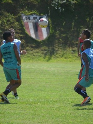 Treino do Botafogo-SP (Foto: Rafael Martinez / Botafogo FC)