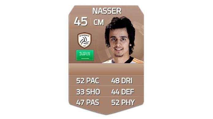 Nasser (Foto: Reprodução/Murilo Molina)
