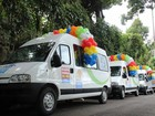 Municípios da Região dos Lagos recebem vans doadas pela Loterj