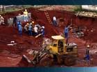 Morre operário que foi soterrado enquanto trabalhava em construção