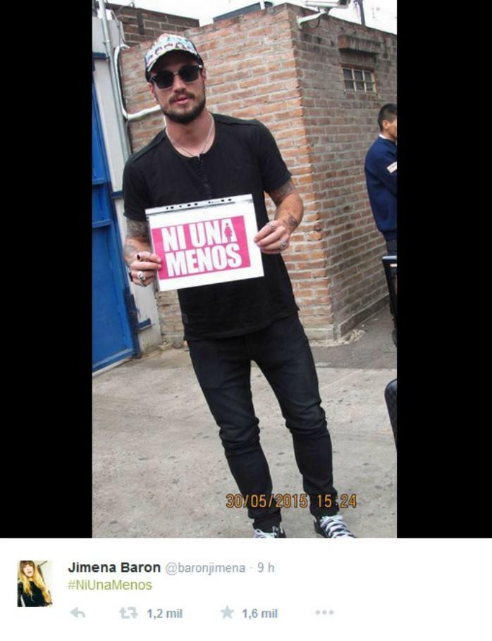 """BLOG: Mulher de Pablo Osvaldo vai processar atacante por """"violência de gênero"""""""