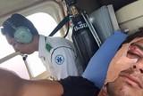 Jeremy Flores bate a cabe�a e perde a mem�ria em acidente de surfe