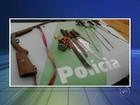 Homens acampados em Itapetininga são presos por caça e pesca ilegais