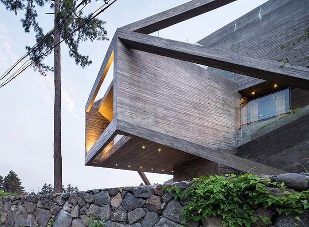 moon-hoon-casa-concreto (Foto: namgoong sun/Divulgação)