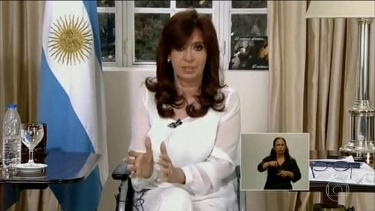 Cristina Kirchner é indiciada por irregularidade em concessão de obra