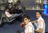 Depois de voo atrasado e conexão cancelada, Fla, enfim, chega ao Rio