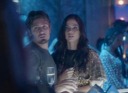 Teaser: Lili vê Rafael com outra