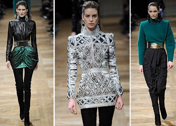 Balmain Paris (Foto: Getty Images)
