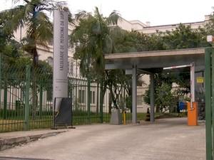 Faculoade de Medicina da USP (Foto: Reprodução/TV Globo)