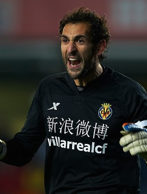 Diego Lopez villarreal barcelona (Foto: Agência Getty Images)