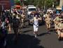 EPTV acompanhou a passagem da tocha olímpica em cidades da região