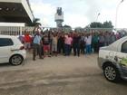 Terceirizados da Petrobras voltam a suspender serviços em Sergipe
