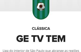 CARTOLA FC: Liga GE TV TEM é inaugurada em 2016; participe