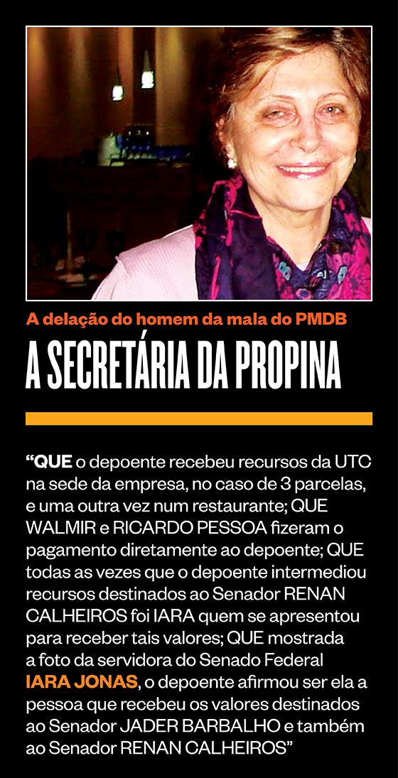 Felipe Parente fala de propina para Renan (Foto: Reprodução)