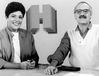 Leda Nagle e Luisa Lara Resende (Foto: Nelson Di Rago/Globo)