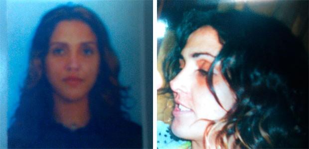 Josenilde Lopes de Mendonça é procurada pela polícia (Foto: Cedida/arquivo da família)