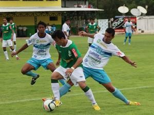 Luverdense abre a competição diante do Sorriso (Foto: Assessoria/Luverdense)