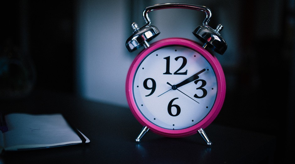 despertador, alarme, tempo, relógio (Foto: Pexels)