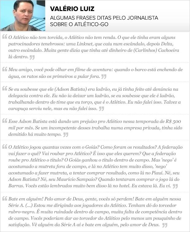 Info_Frases_Valerio-Luiz (Foto: Infoesporte)