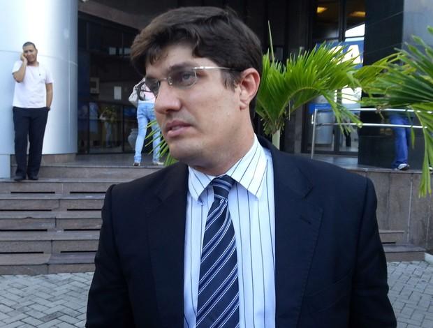carlos rátis, interventor do bahia (Foto: Raphael Carneiro)