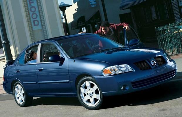 Nissan Sentra 2006 (Foto: Nissan)