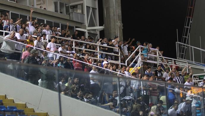 Torcida Ceará x Cruzeiro Copa do Brasil Sub-17 PV (Foto: Divulgação/Cearasc.com)