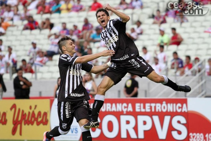 Luiz Henrique meia (Foto: Reprodução/Ceará SC)