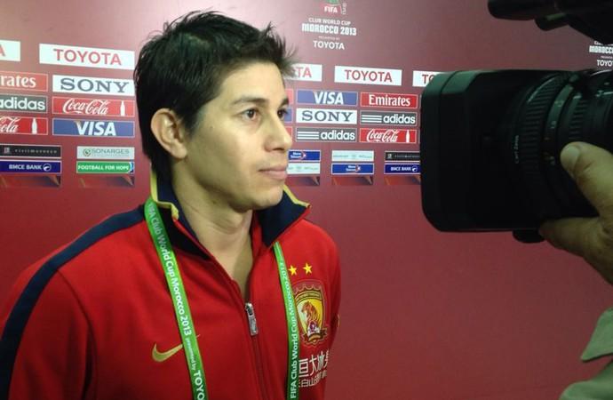 Conca entrevista (Foto: Victor Canedo)